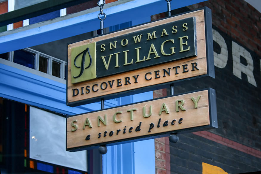 Snowmass Village Discovery Center