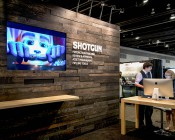 Shotgun Software Exhibit Booth for SIGGRAPH