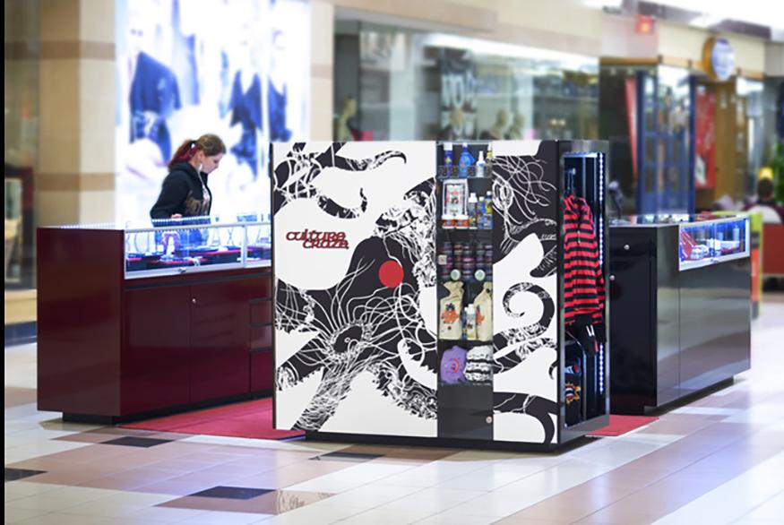 Culture Craze 3ds Exhibit Fabricators