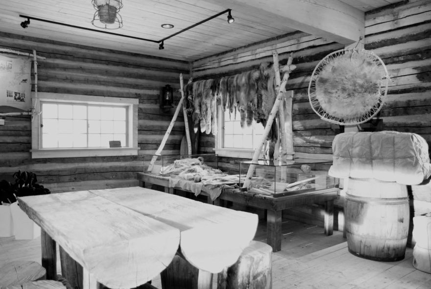 Fort McMurray Trappers Cabin