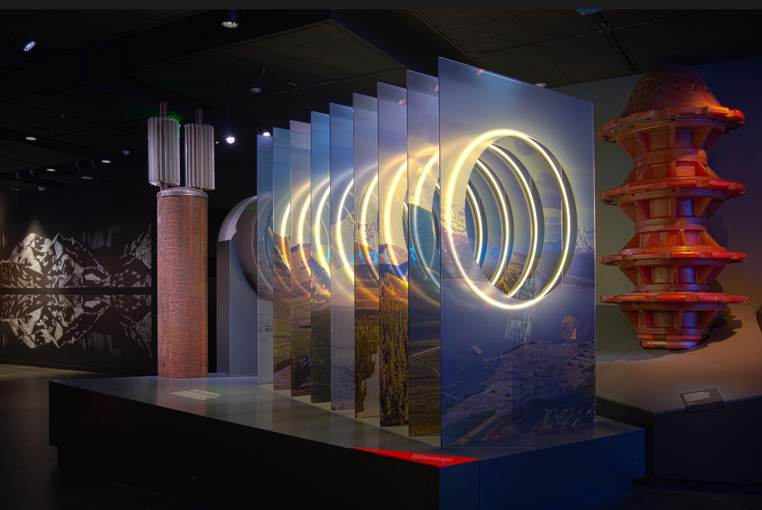 anchorage museum alaska gallery 3ds exhibit fabricators. Black Bedroom Furniture Sets. Home Design Ideas